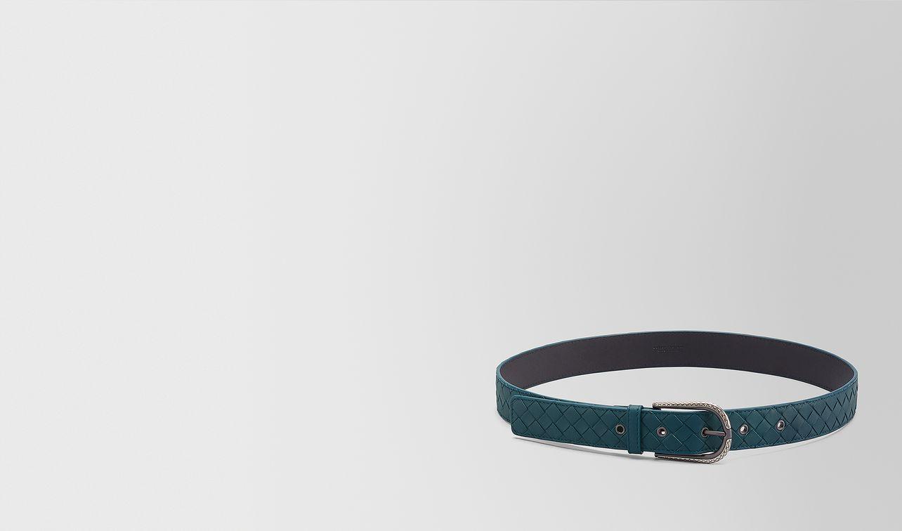 belt in intrecciato nappa  landing