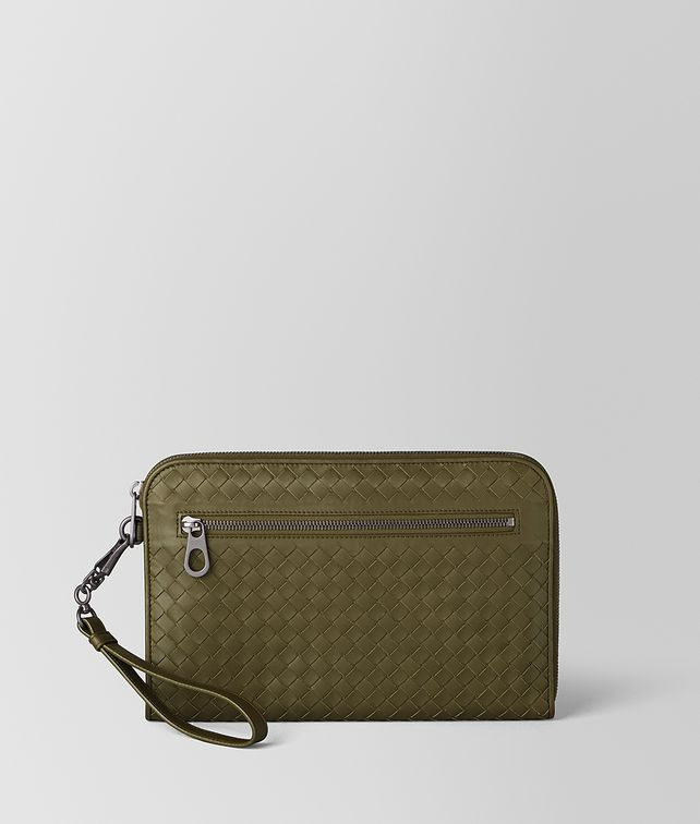 BOTTEGA VENETA URBANDOC IN INTRECCIATO VN Document case Man fp