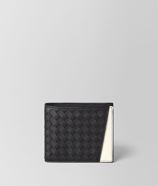 BOTTEGA VENETA BILLFOLD IN NAPPA BICOLOR Bi-fold Wallet [*** pickupInStoreShippingNotGuaranteed_info ***] fp
