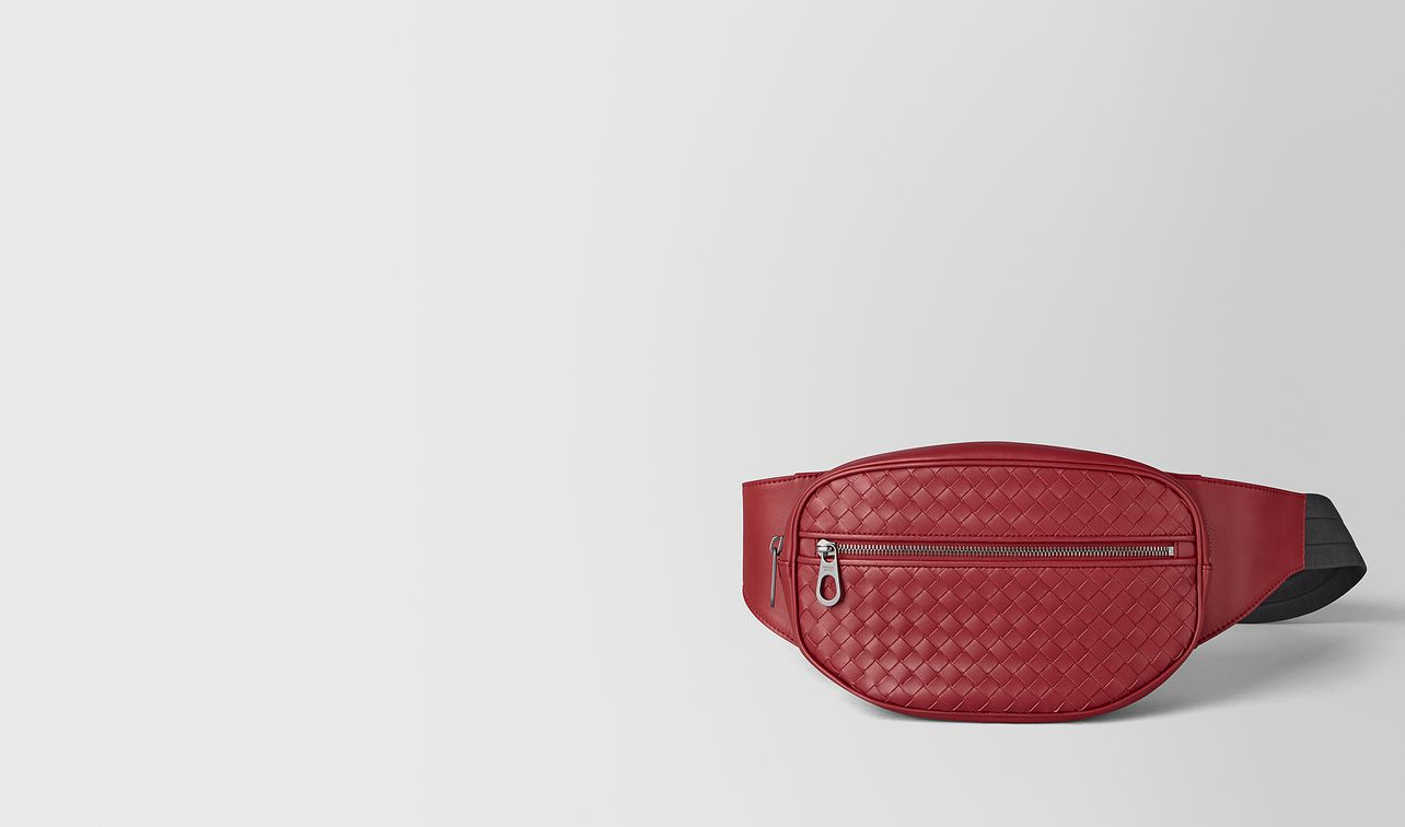 belt bag in intrecciato vn  landing