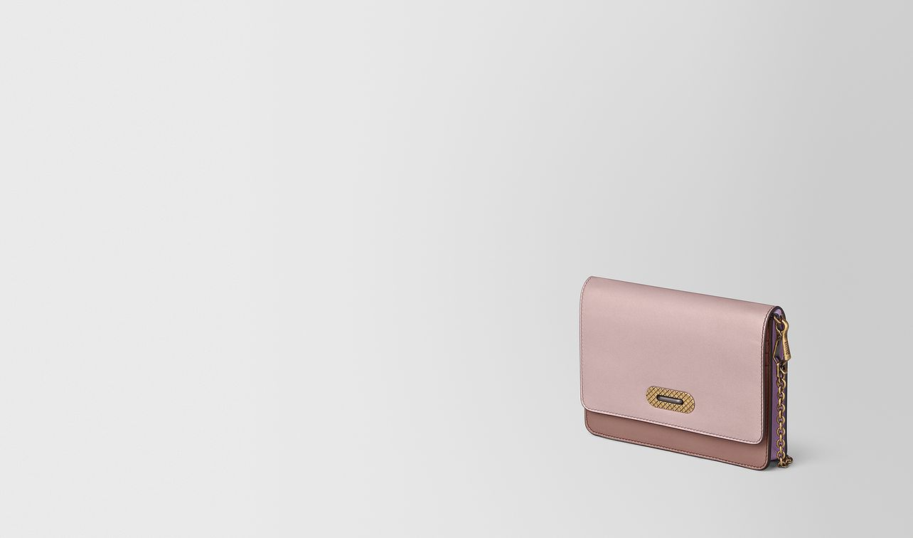 chain wallet in multicolour nappa  landing