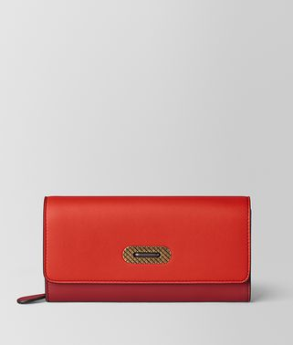 CONTINENTAL WALLET IN MULTICOLOR NAPPA