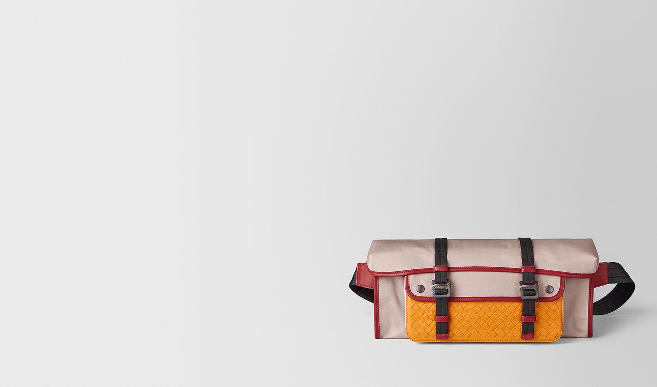 sac de ceinture cap orné du motif meridian  landing
