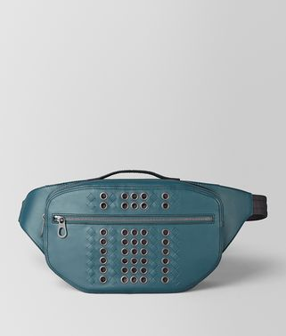 BELT BAG IN VN EYELETS