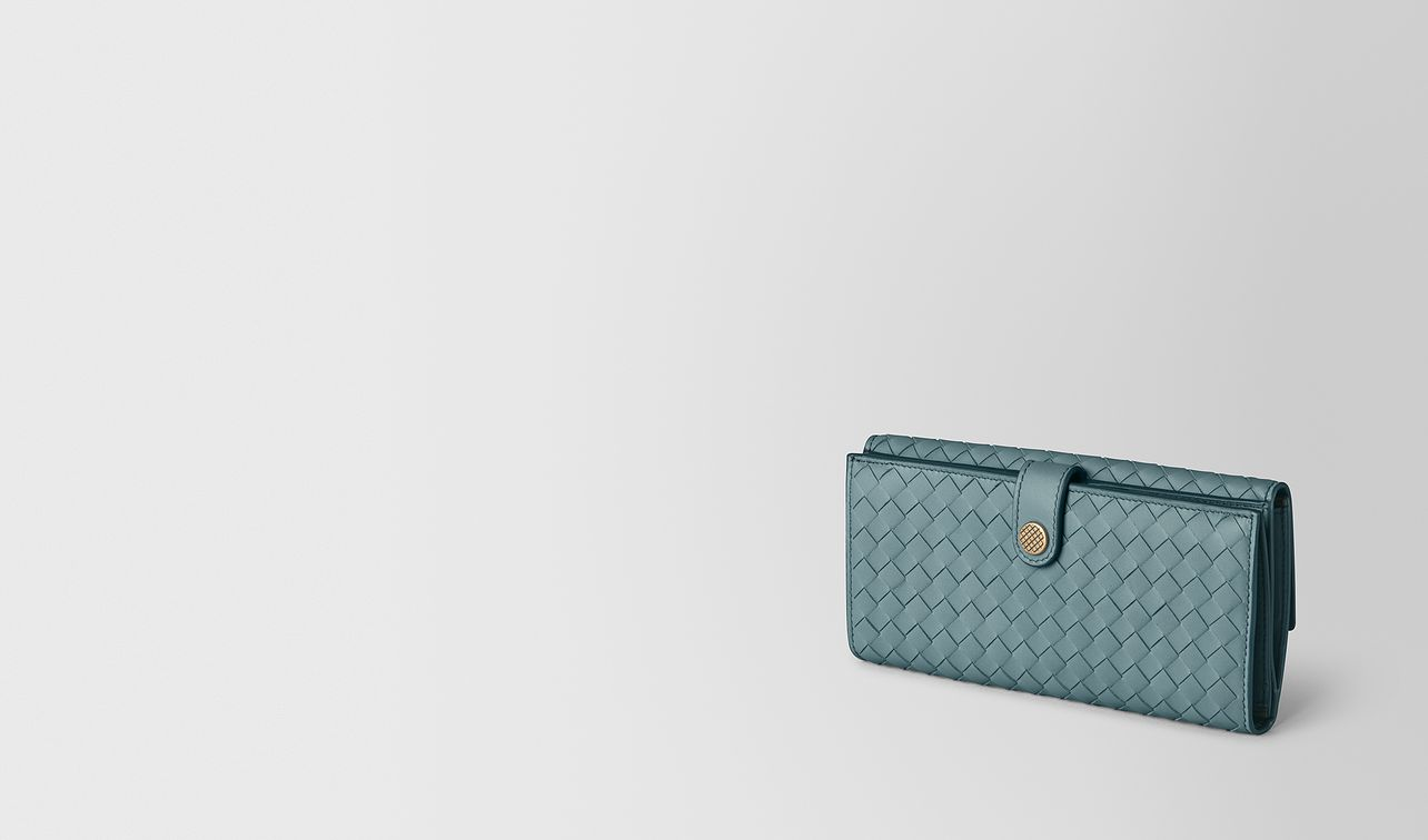 french wallet in intrecciato nappa  landing