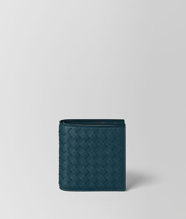 BOTTEGA VENETA CONTINENTAL WALLET IN INTRECCIATO NAPPA Small Wallet [*** pickupInStoreShipping_info ***] fp