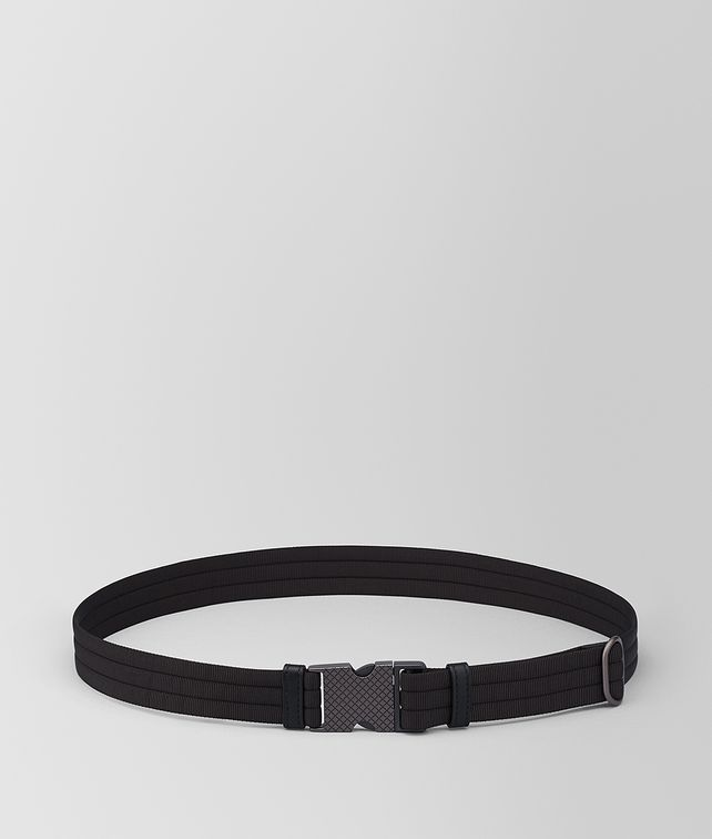BOTTEGA VENETA BELT IN NYLON Belt Man fp