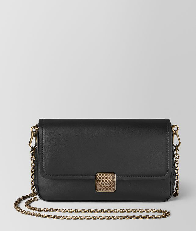 BOTTEGA VENETA CHAIN WALLET IN NAPPA CHAIN WALLET [*** pickupInStoreShipping_info ***] fp