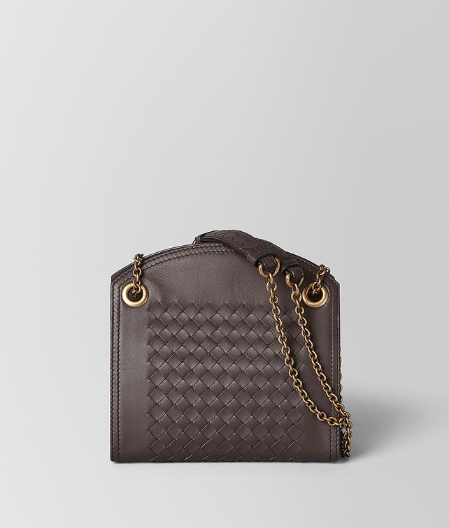 BOTTEGA VENETA CHAIN WALLET IN INTRECCIATO NAPPA CHAIN WALLET [*** pickupInStoreShipping_info ***] fp