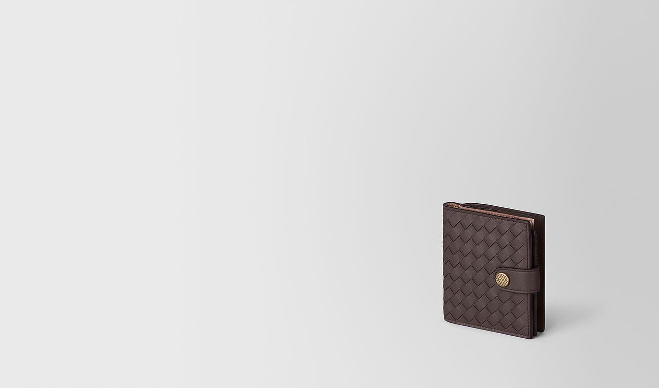 french wallet in intrecciato nappa  landing