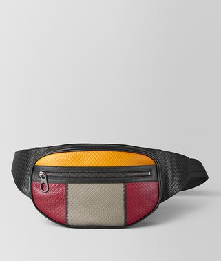 BELT BAG IN MICRO-INTRECCIATO EMBOSSED
