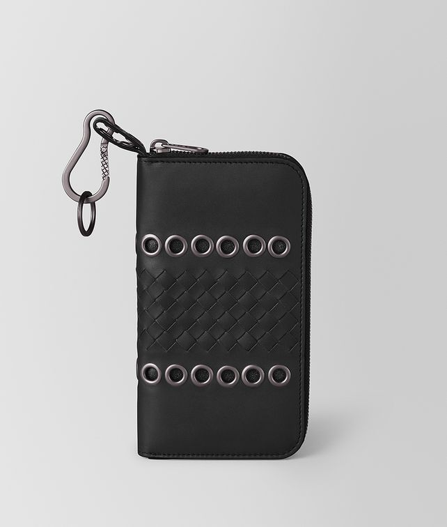 BOTTEGA VENETA ZIP AROUND IN VN EYELETS Zip Around Wallet [*** pickupInStoreShippingNotGuaranteed_info ***] fp