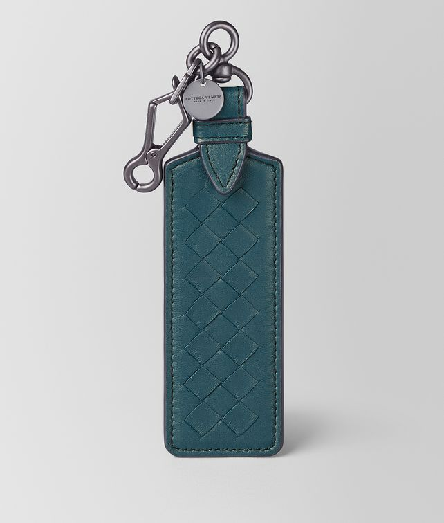 BOTTEGA VENETA KEY HOLDER IN INTRECCIATO NAPPA Other Accessories E fp