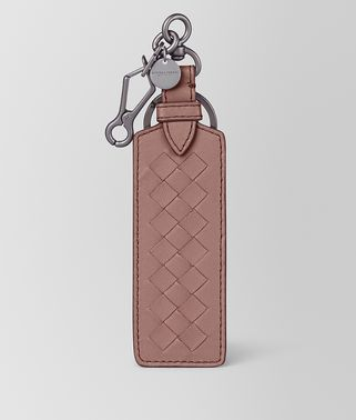 KEY HOLDER IN INTRECCIATO NAPPA