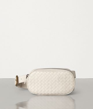 BELT BAG IN INTRECCIATO NAPPA