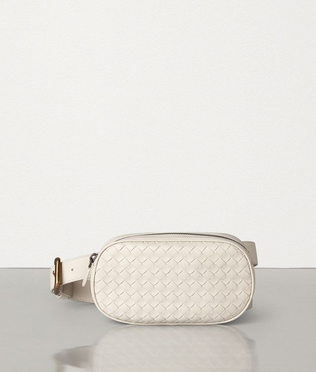 BOTTEGA VENETA BELT BAG IN INTRECCIATO NAPPA Belt Bag [*** pickupInStoreShipping_info ***] fp