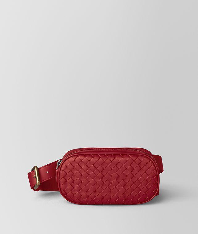 BOTTEGA VENETA BELT BAG IN INTRECCIATO NAPPA Belt Bag [*** pickupInStoreShipping_info ***] fp