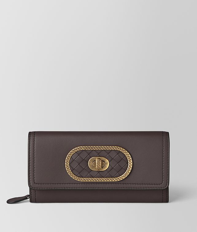 BOTTEGA VENETA CONTINENTAL WALLET IN NAPPA Continental Wallet [*** pickupInStoreShipping_info ***] fp