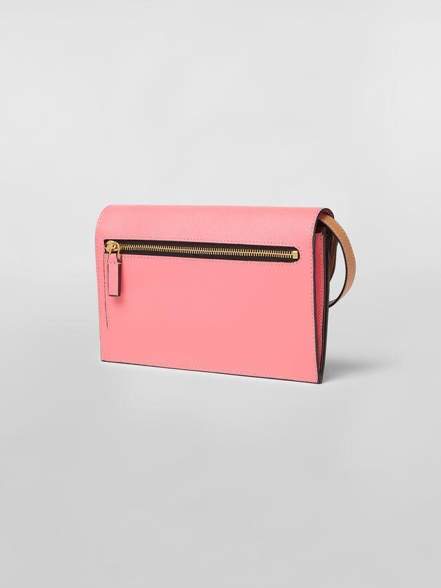 Marni Calfskin wallet with triple flap Woman