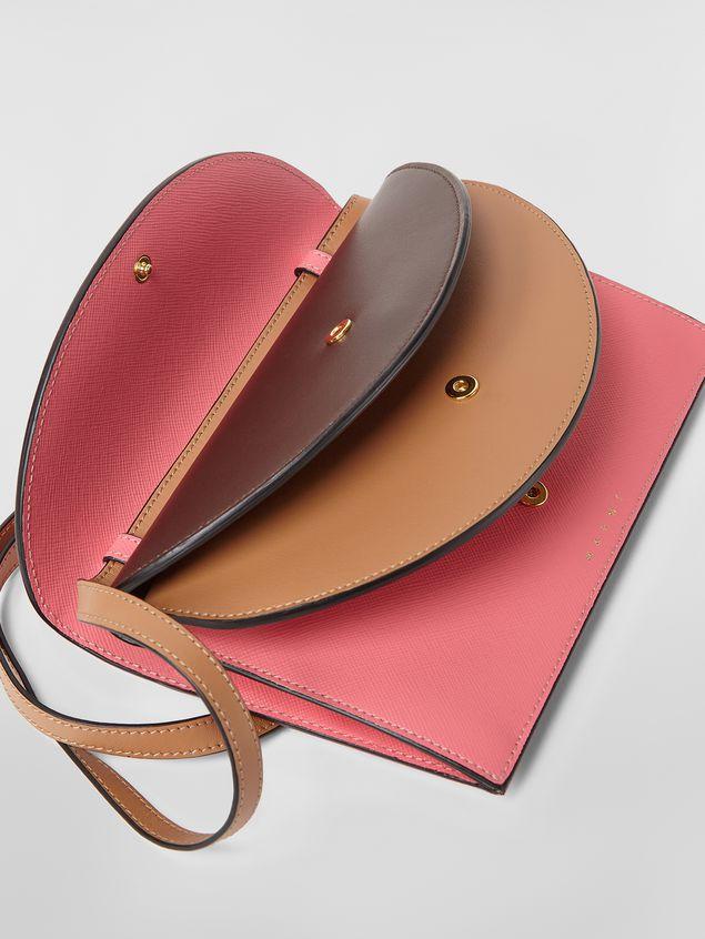 Marni Calfskin wallet with triple flap Woman - 2
