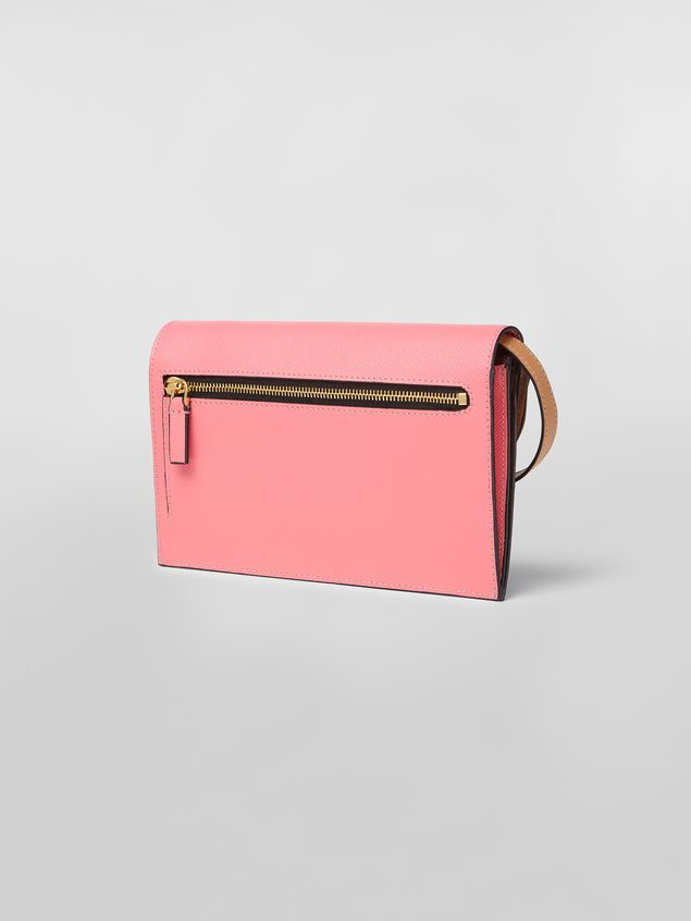 Marni Calfskin wallet with triple flap Woman - 3