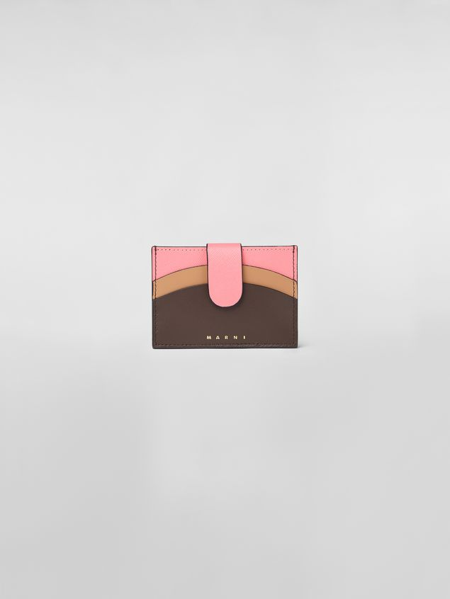 57b9b14624 Credit Card Case In Leather from the Marni Spring Summer 2019 ...