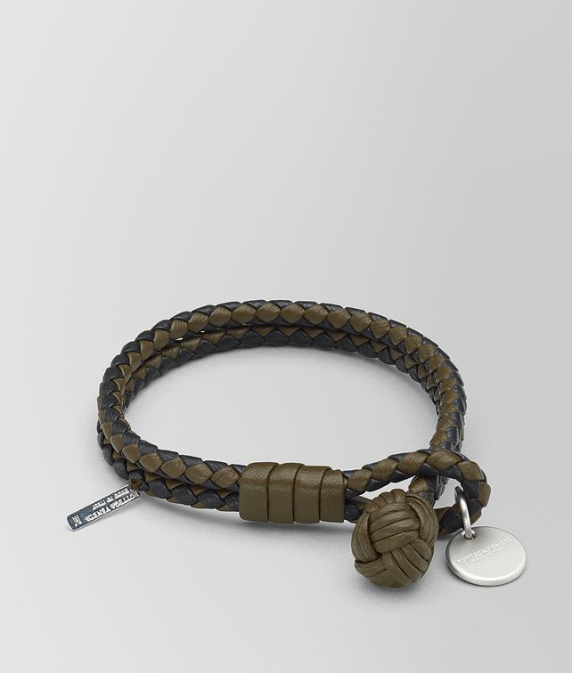 BOTTEGA VENETA BRACELET IN INTRECCIATO NAPPA Other Accessories E fp