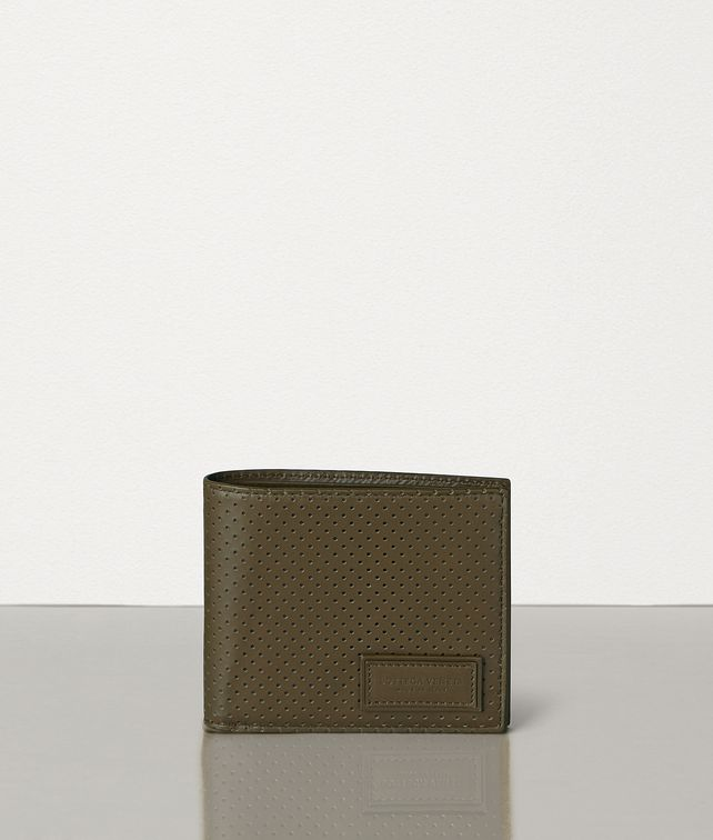 BOTTEGA VENETA BI-FOLD WALLET IN LEGGERO Small Wallet Man fp