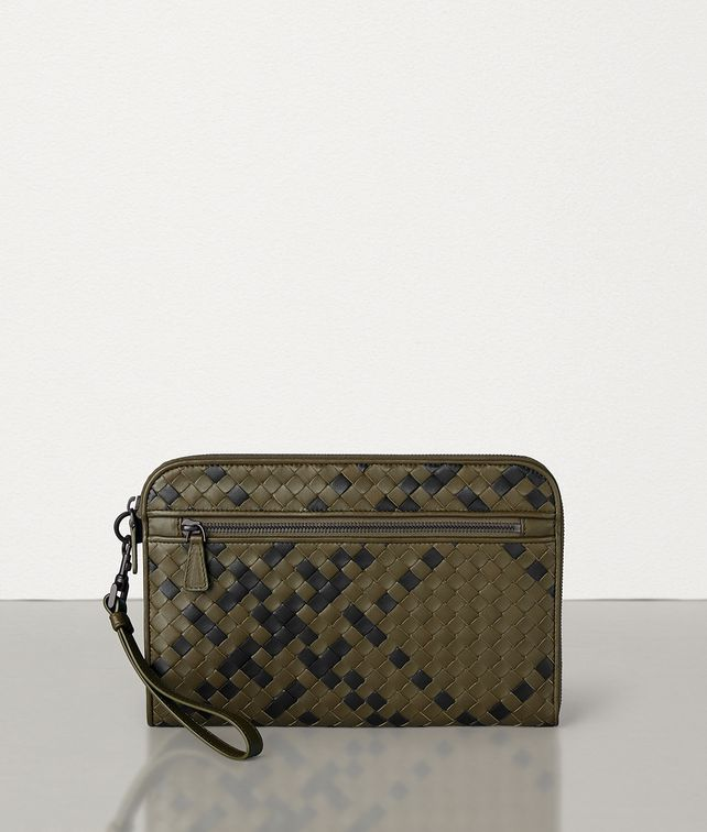 BOTTEGA VENETA MINI URBANDOC IN INTRECCIATO NAPPA Document case [*** pickupInStoreShippingNotGuaranteed_info ***] fp