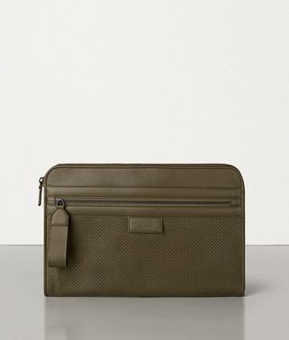 SMALL DOCUMENT CASE IN LEGGERO