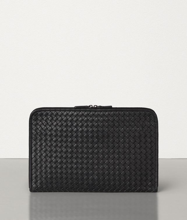BOTTEGA VENETA DOCUMENT CASE IN INTRECCIO CABAT Document case Man fp