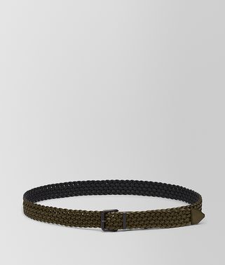 BELT IN INTRECCIATO VN AND NAPPA
