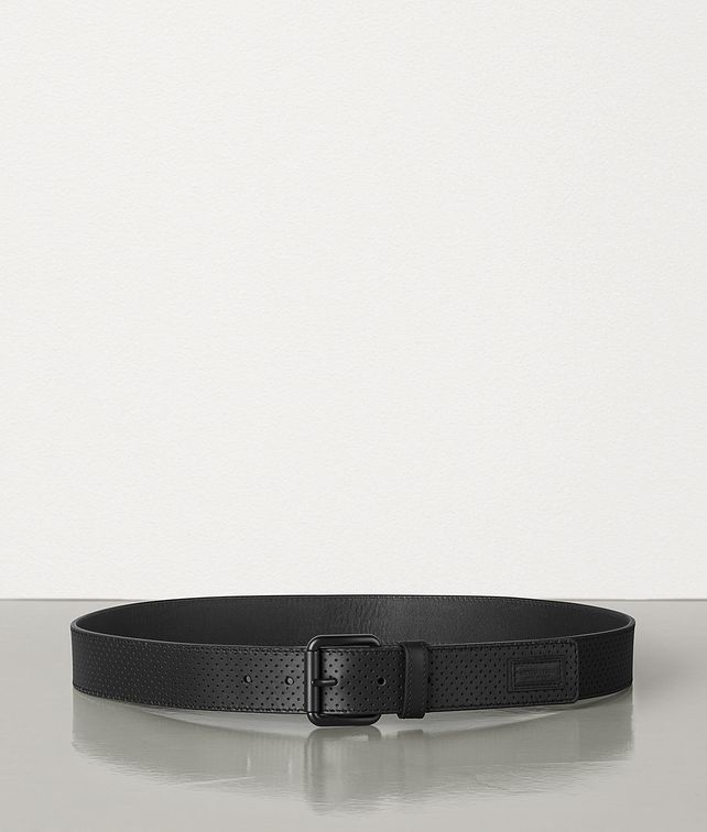 BOTTEGA VENETA BELT IN LEGGERO Belt Man fp