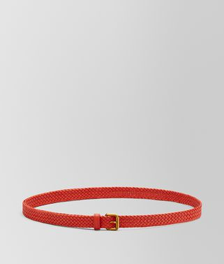 BELT IN INTRECCIO CABAT