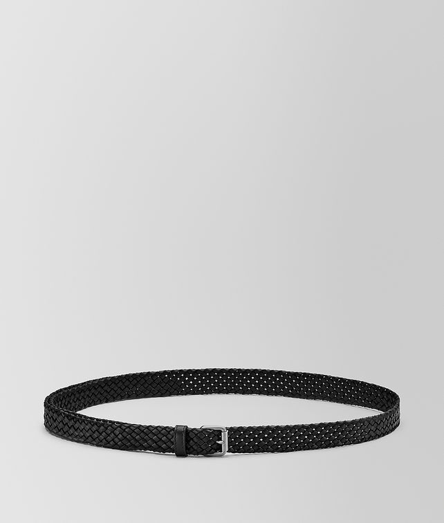 BOTTEGA VENETA BELT IN INTRECCIO CABAT Belt Woman fp