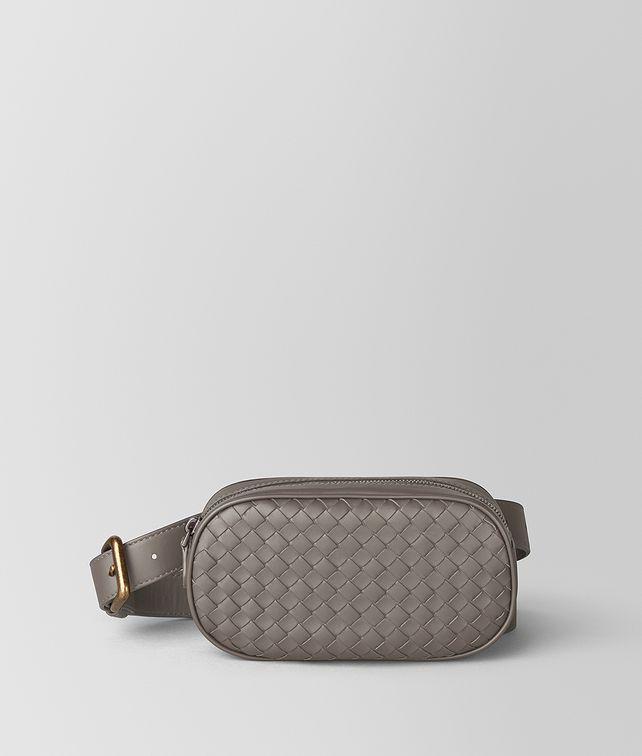 BOTTEGA VENETA BELT BAG IN INTRECCIATO NAPPA Crossbody and Belt Bags [*** pickupInStoreShipping_info ***] fp