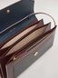 Marni Bellows wallet in blue, black and brown saffiano leather  Woman - 2