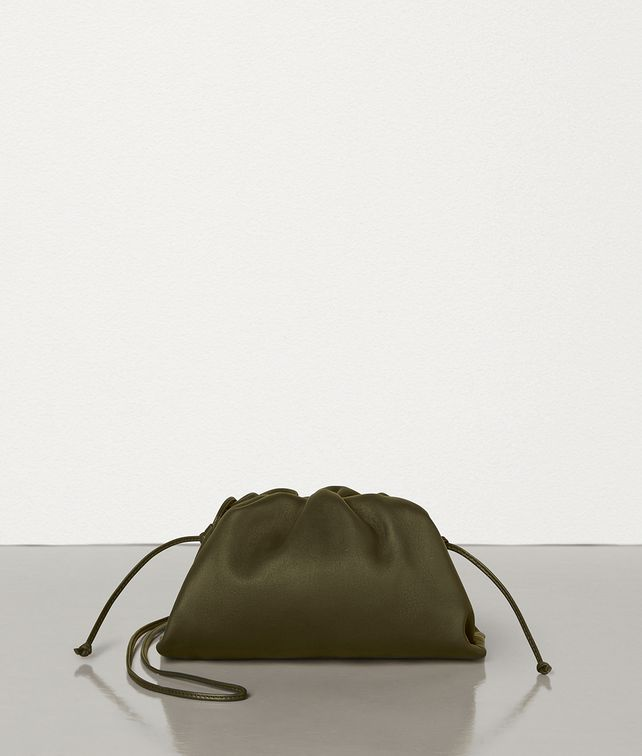 BOTTEGA VENETA THE POUCH 20 IN BUTTER CALF LEATHER Mini Bag and Pouche [*** pickupInStoreShipping_info ***] fp