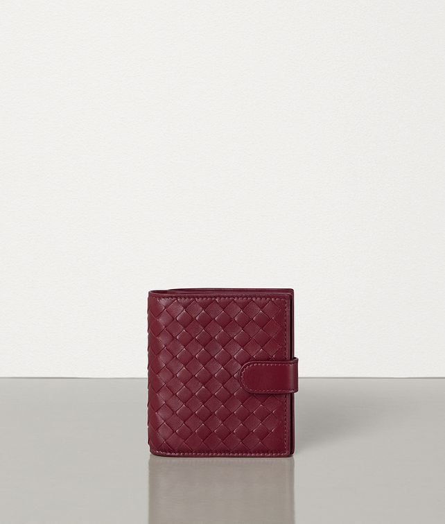 BOTTEGA VENETA MINI WALLET IN INTRECCIATO NAPPA Small Wallet [*** pickupInStoreShipping_info ***] fp