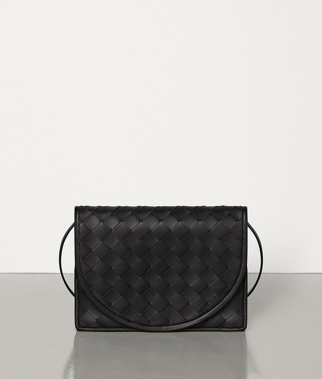 BOTTEGA VENETA MINI CROSSBODY IN INTRECCIATO NAPPA AND CALFSKIN Mini Bag and Pouche [*** pickupInStoreShipping_info ***] fp