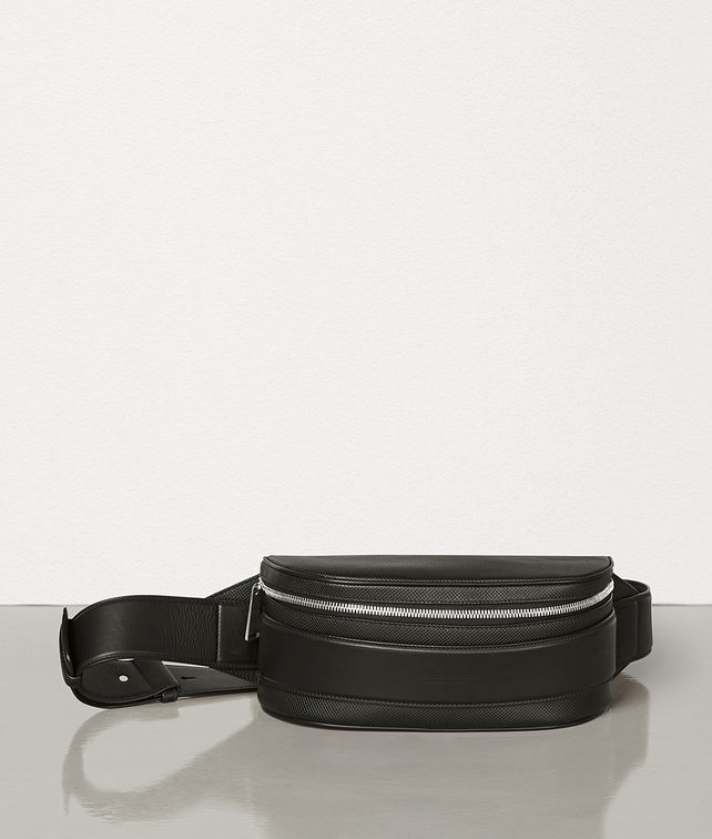 BOTTEGA VENETA BELT BAG IN MARCOPOLO CALFSKIN Belt Bag Man fp