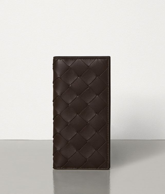 BOTTEGA VENETA CONTINENTAL WALLET IN INTRECCIATO NAPPA Large Wallet Man fp