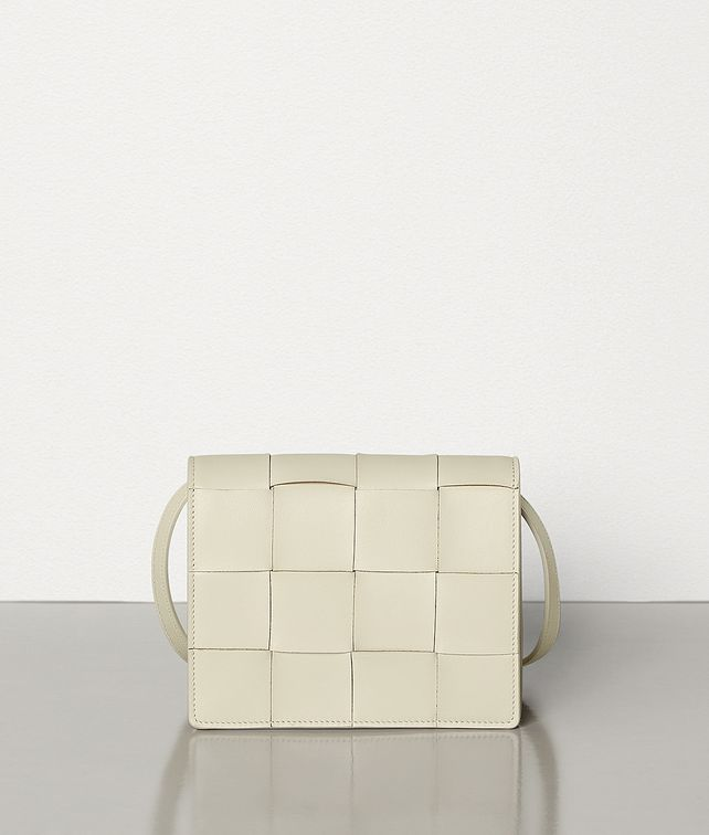 BOTTEGA VENETA MINI CROSSBODY IN INTRECCIATO NAPPA Mini Bag and Pouche [*** pickupInStoreShipping_info ***] fp