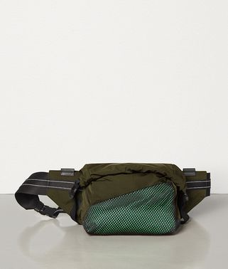 BELT BAG IN PAPER TOUCH NYLON