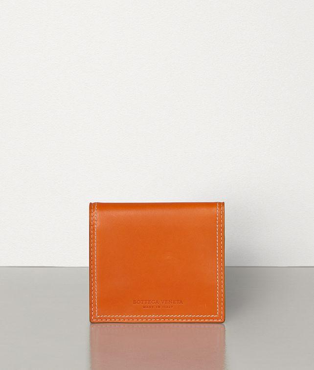 BOTTEGA VENETA MINI WALLET IN FRENCH CALFSKIN Small Wallet Woman fp