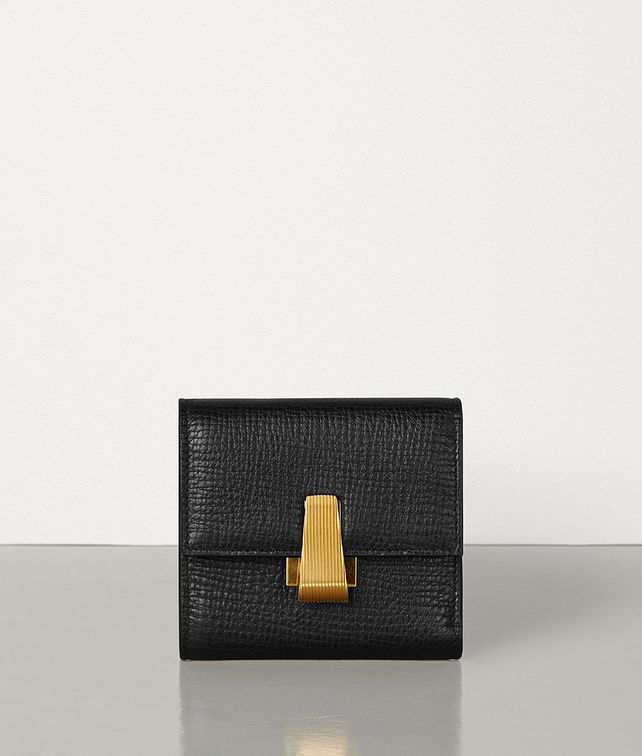 BOTTEGA VENETA MINI CONTINENTAL WALLET IN PALMELLATO Small Wallet [*** pickupInStoreShipping_info ***] fp