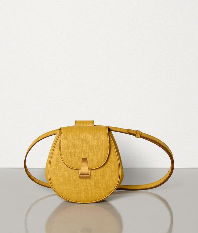 BOTTEGA VENETA BELT BAG IN PALMELLATO Mini Bag and Pouche [*** pickupInStoreShipping_info ***] fp