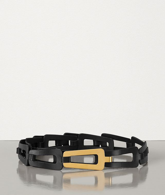 BOTTEGA VENETA BELT IN CUIR Belt Woman fp