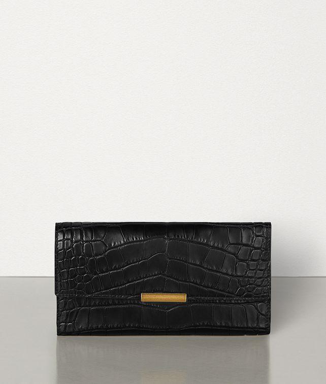 BOTTEGA VENETA LARGE CONTINENTAL WALLET IN FRENCH CALFSKIN Large Wallet [*** pickupInStoreShipping_info ***] fp