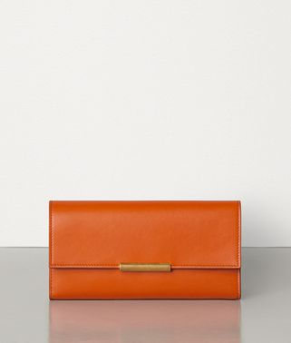 CONTINENTAL WALLET IN FRENCH CALFSKIN